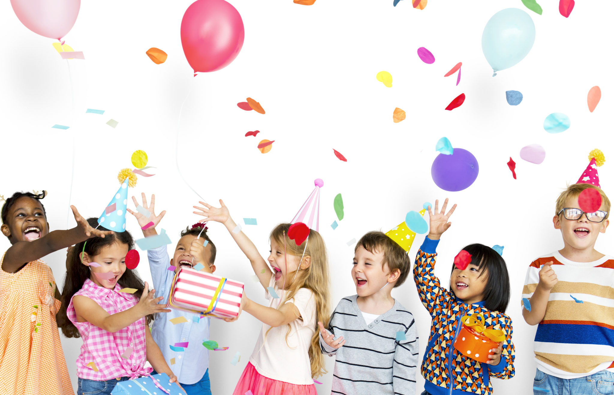 Kids Party Birthday Parties